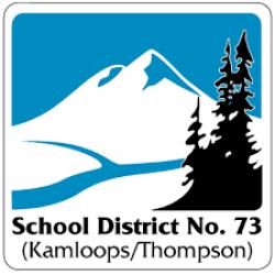 カムループス教育学区内の中学・高校